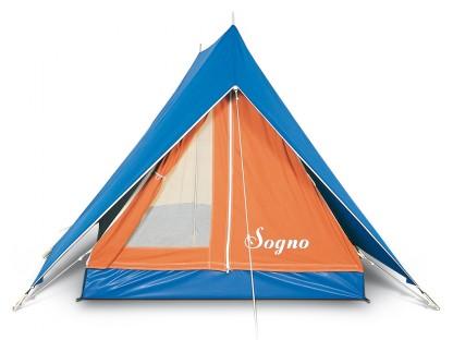 Bertoni Super Oasi Tenda da Campeggio Canadese