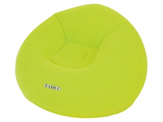 Bertoni Lazy Apple Pouf Gonfiabile