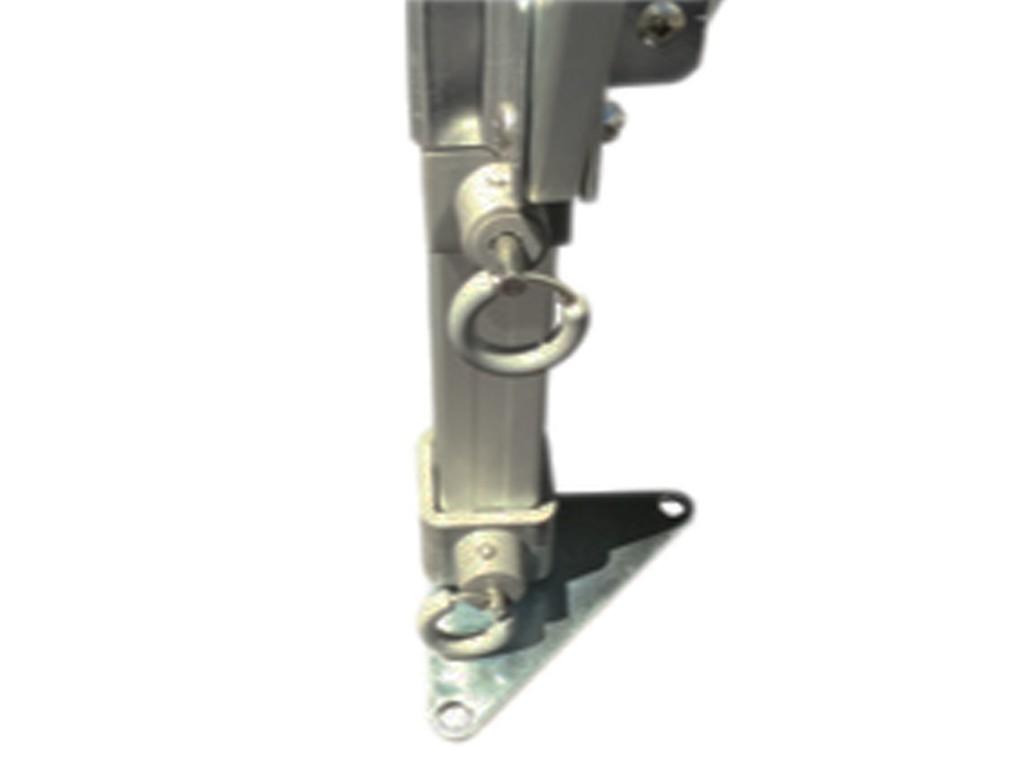 Gazebo In Alluminio 4x4.Bertoni Master 4x4 Gazebo Pieghevole Automatico No Tetto Bertoni