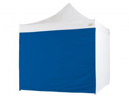Laterale Blu per Gazebo Bertoni 2 mt. serie Piramide