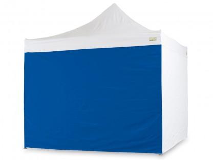Laterale Blu per Gazebo Bertoni 3 mt. serie Piramide