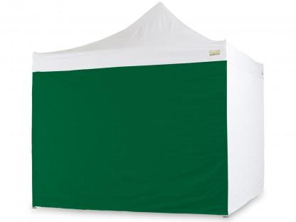 Laterale Verde per Gazebo Bertoni 3 mt. serie Piramide
