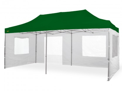 Tetto Verde per Gazebo Bertoni Piramide 3x6