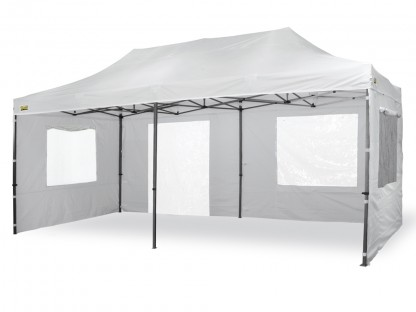 Kit 4 Laterali per Gazebo Bertoni serie Piramide 3x6