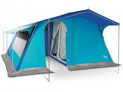 Bertoni Grand Chic Blue Tenda da Campeggio a Casetta