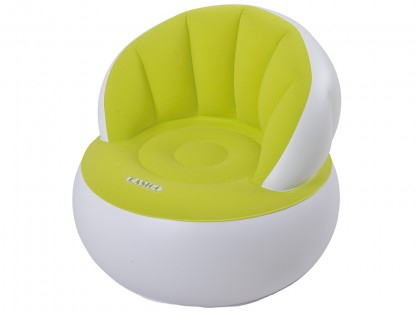 Bertoni Sofa Pouf Verde Apple Gonfiabile