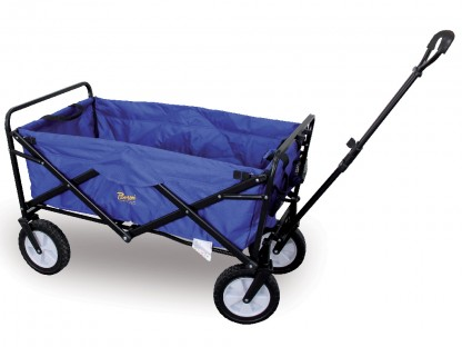 Bertoni Trailer Blue
