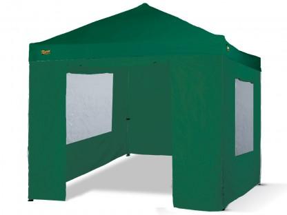 Kit 4 Laterali per Gazebo Rapido 300 Verde Bertoni